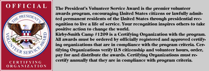 Volunteer Service Award