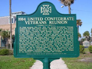1914 United Confederate Veterans Reunion Marker